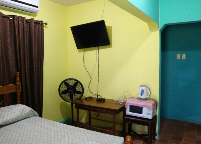 Second House Downstairs Bedroom
